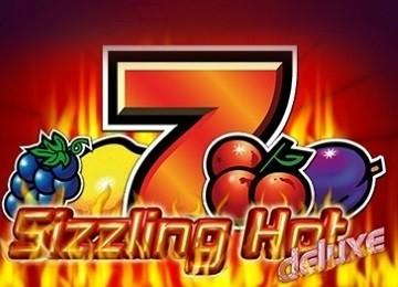 Bekannter Spielautomat von Novomatic Sizzling Hot Deluxe